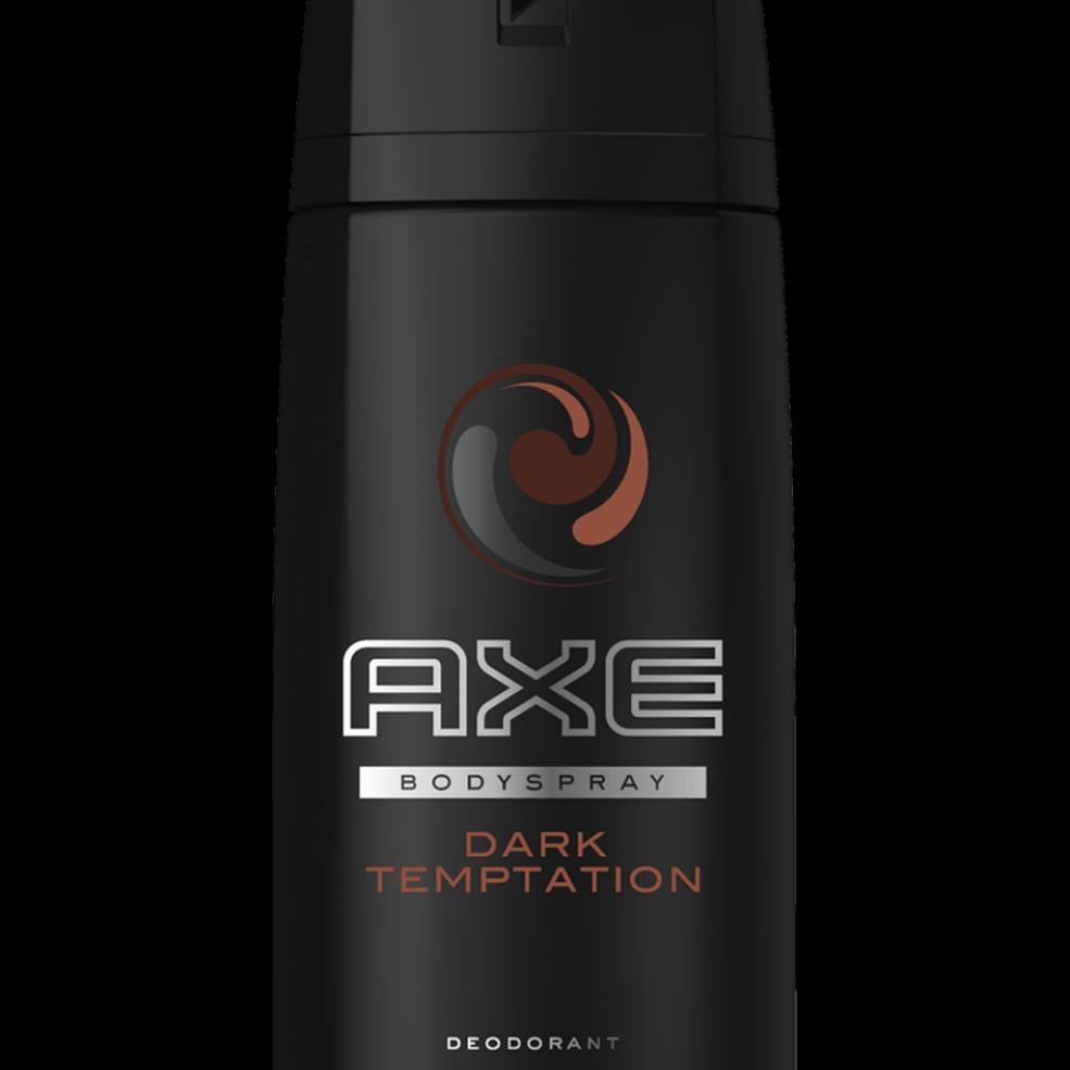 Axe Dark Temptation   Body Spray   Axe Argentina