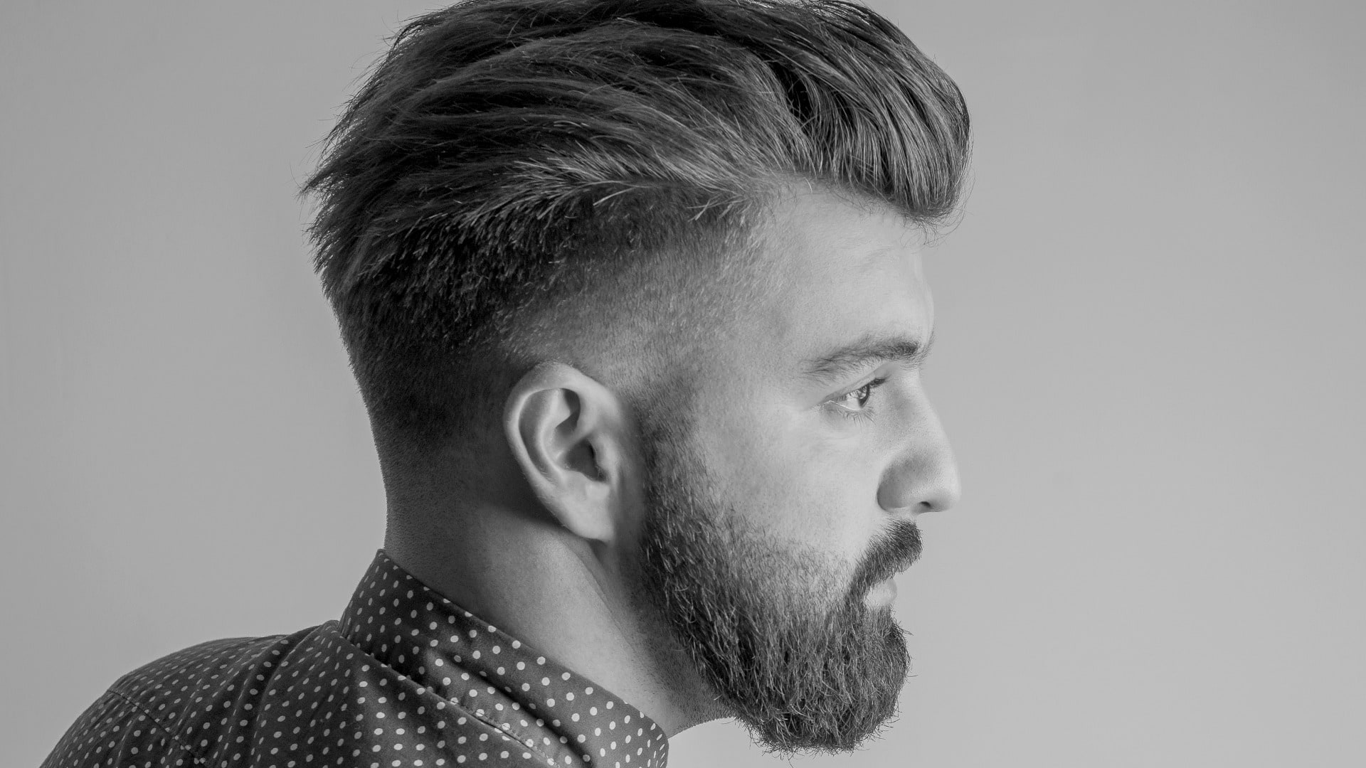 Style Tips For Short Sides Long Top Haircut Axe