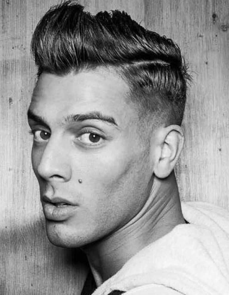 Great Short Hairstyles For Men Axe