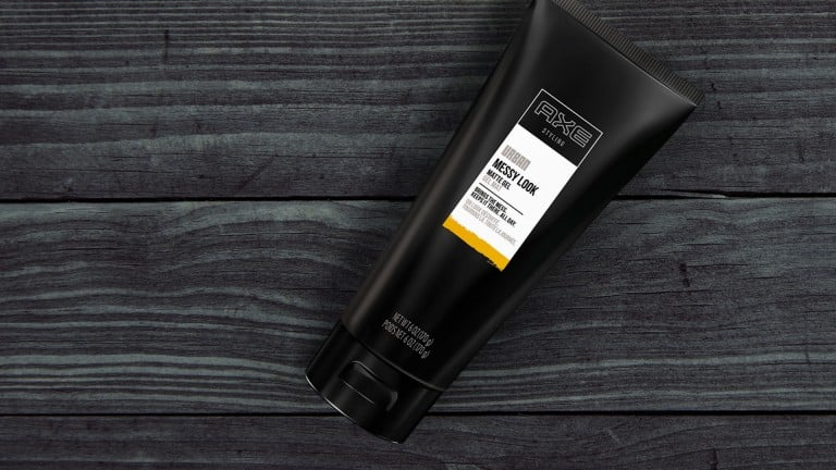 Axe's Messy Look: Matte Gel