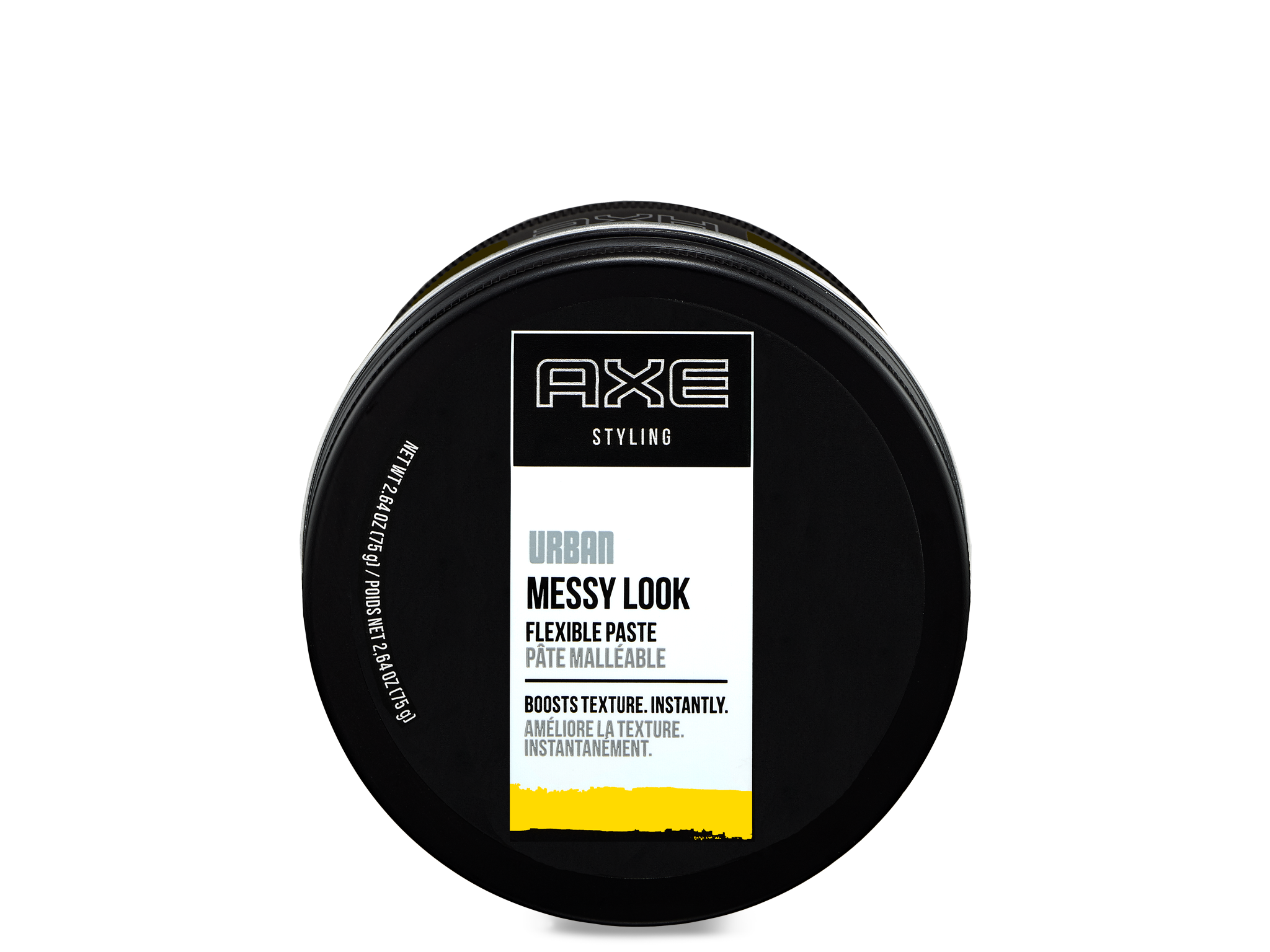 axe messy look paste how to use