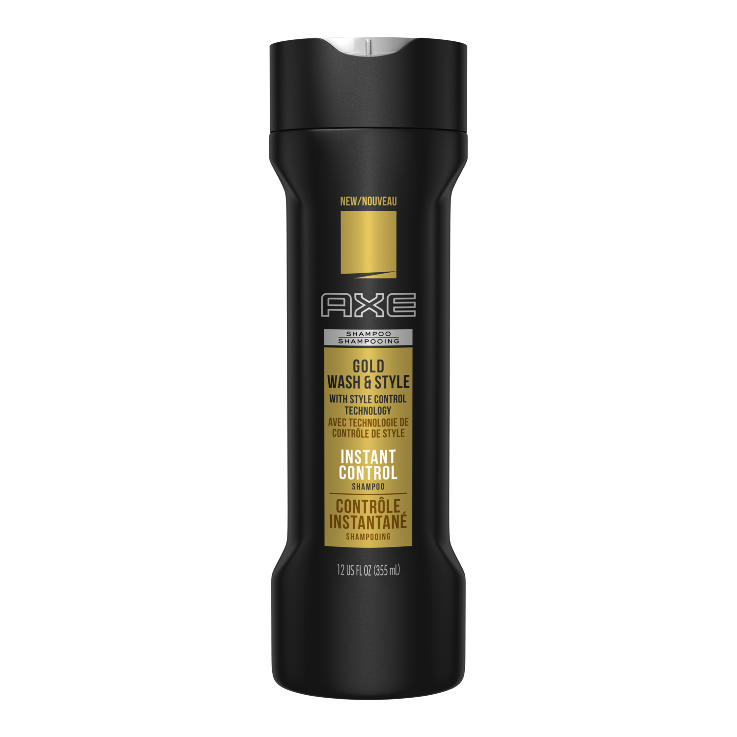 style america hair care gold wash amp style shampoo axe us 6307
